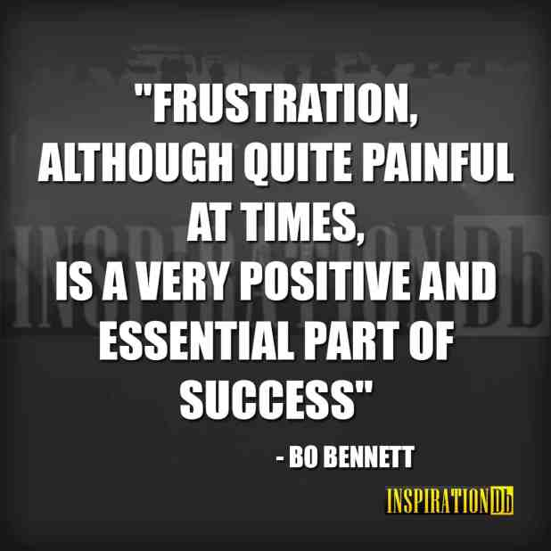 Bo Bennett Quote Poster