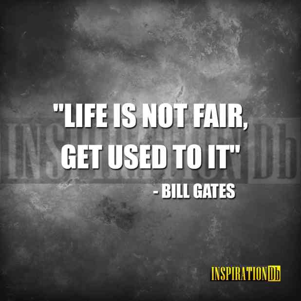 Bill Gates Quote Poster