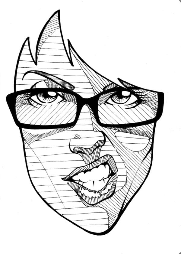 Digital Sketchbook On Behance