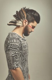 caiomotta indie aztec feathers