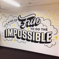 Wall Mural by Youbringfire on Inspirationde