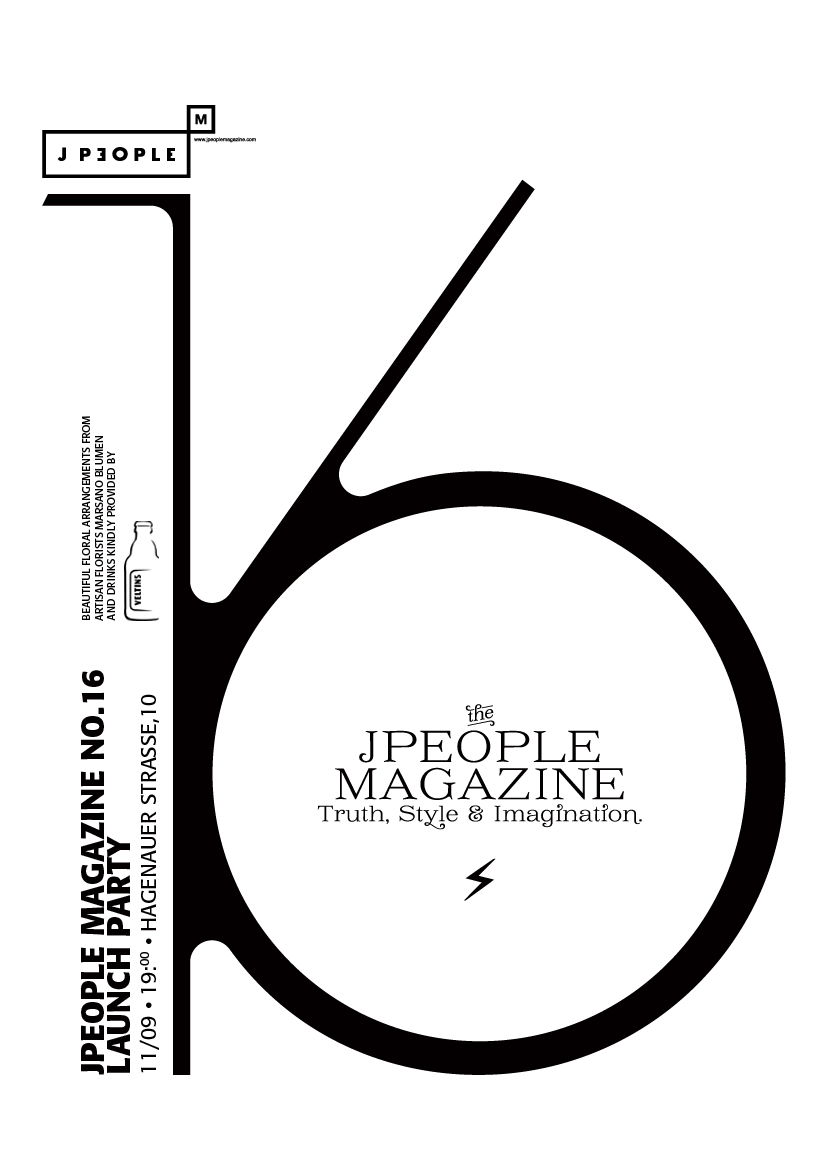 Jpeople Magazine No.16 Launch Party on Inspirationde