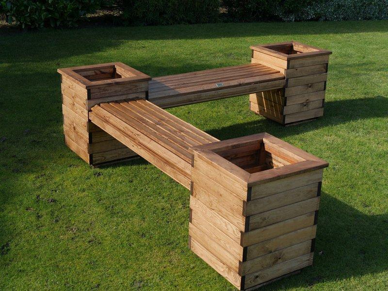 Raised Planter Garden Design