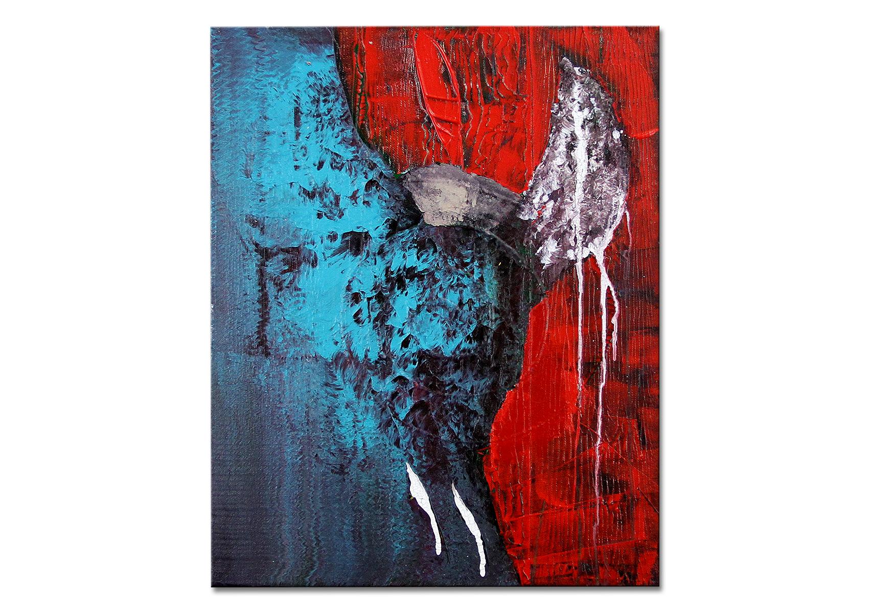 Abstrakte Kunst  Inspire Art die Kunst Galerie