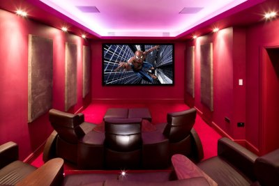 Home Cinema Crystal Clear View