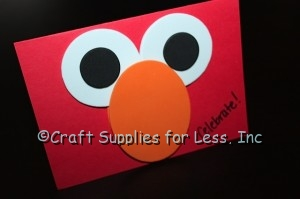 party invitation for elmo party
