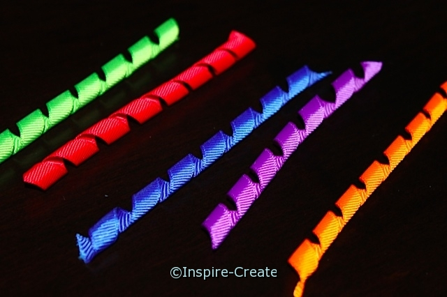 curly ribbon craft ideas
