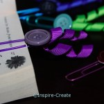 ribbon bookmark ideas