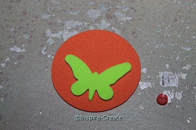Butterfly Necklaces...attach butterfly with mini glue dots