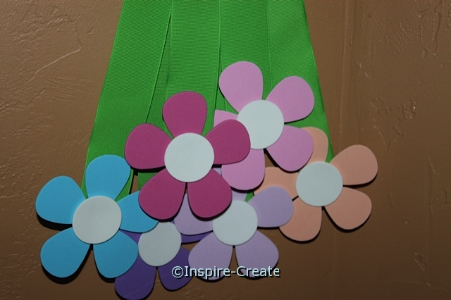 Craft Foam Petal Flowers for Spring Crafts!