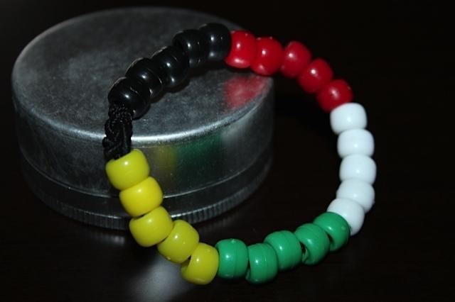 Salvation Bracelet Pony Bead Kit w/ Poly Bags (Makes 288 Bracelets)*