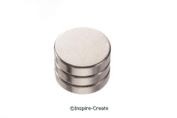 12mm Neodymium Super Magnet (6)*