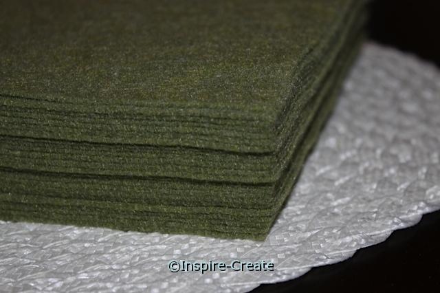 Olive Green 9x12