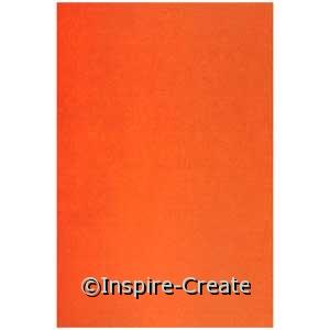 Orange 9x12 Soft Felt Sheets (24)*
