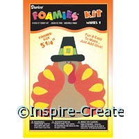Foamies Turkey Craft Kit*