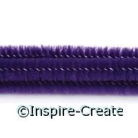 Purple Chenille Stems (100)*