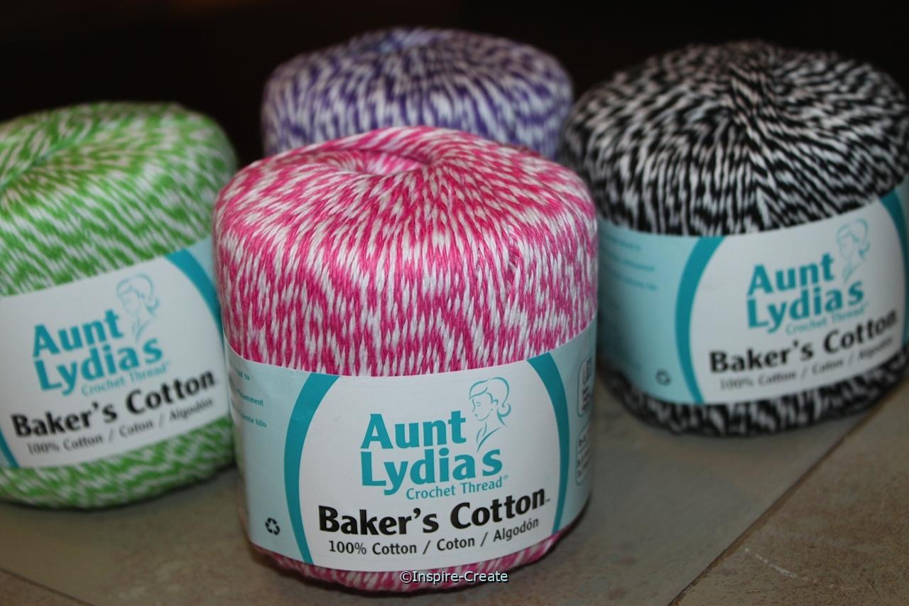 Hot Pink Baker's Cotton (150 yds)*