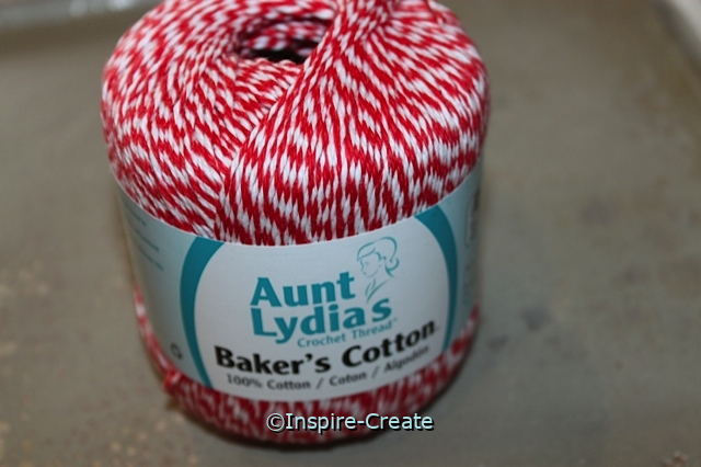 Red Baker's Cotton (150 yds)*