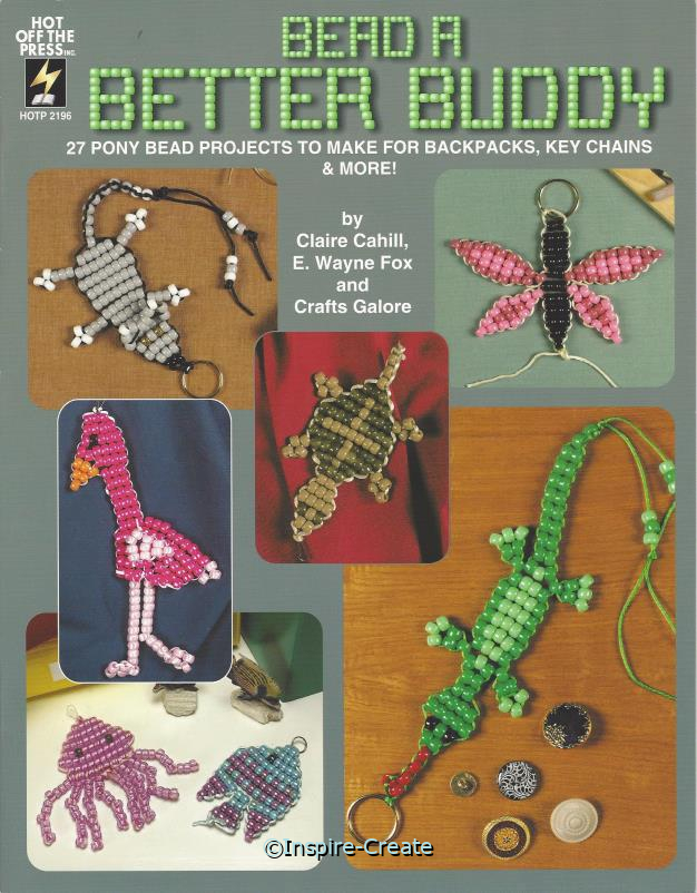 Bead A Better Buddy Book*