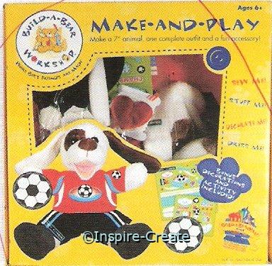 Build-A-Bear Playful Puppy Kit*