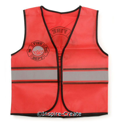 Fire Fighter's Vest (1)*
