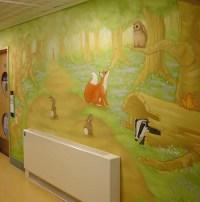 Childrens Wall Murals | Childrens Murals Essex/Childrens ...