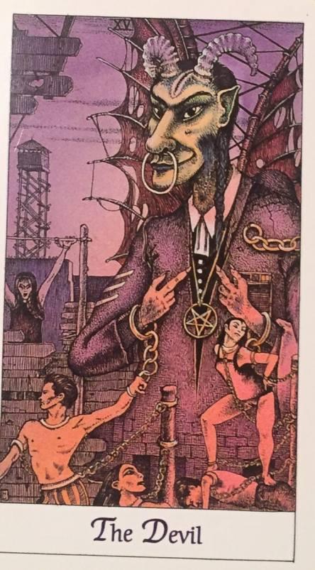 Capricorn: The Devil