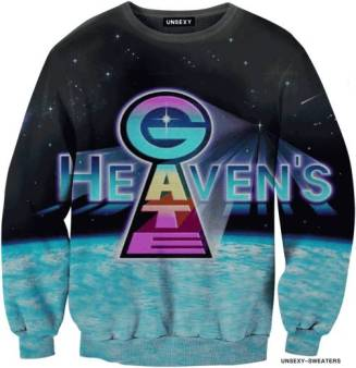 Will wear the most ridiculous sweatshirts if you're the one who got him those