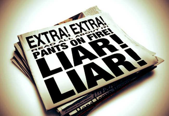 7. Lies
