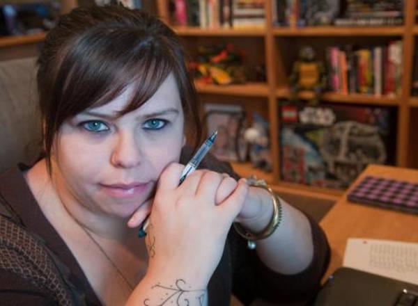 2. Amanda Hocking