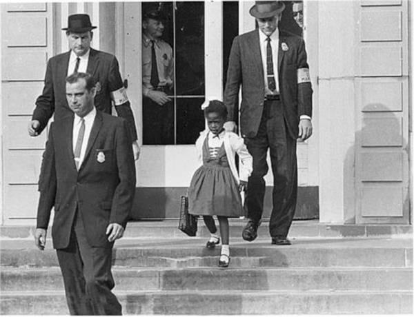 8. Ruby Bridges