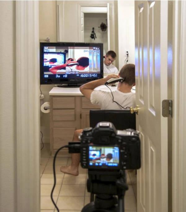9. Haircuts At Home