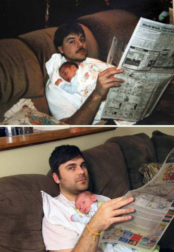 1. Father And Son Relationship