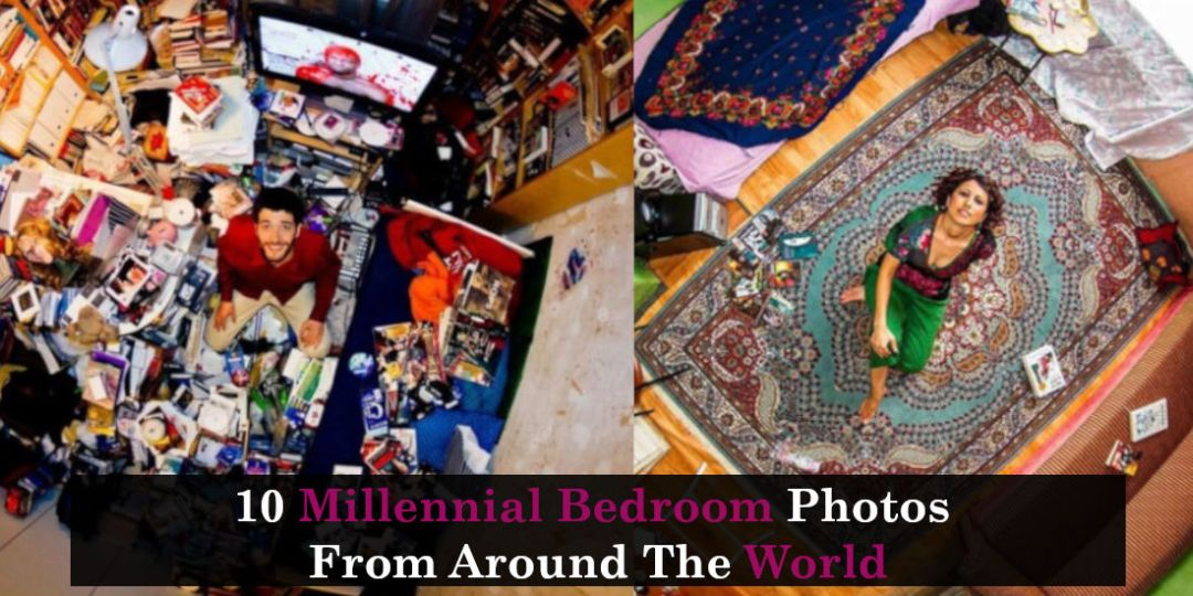 10 Millennial Bedroom Photos From Around The World