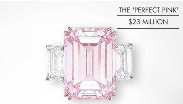 5. The Perfect Pink Diamond