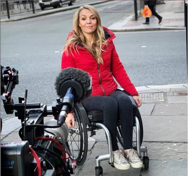 6. Sophie Morgan