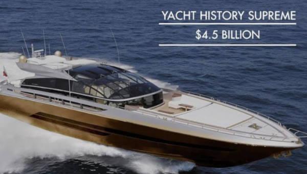 6. Yacht History Supreme