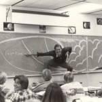 16. 'My Dad Teaching Math In Southern California