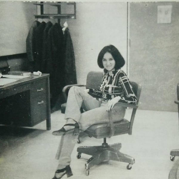 24. 'My Mom Working At NASA, 1974'