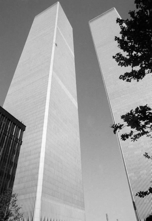 5. The Twin Towers
