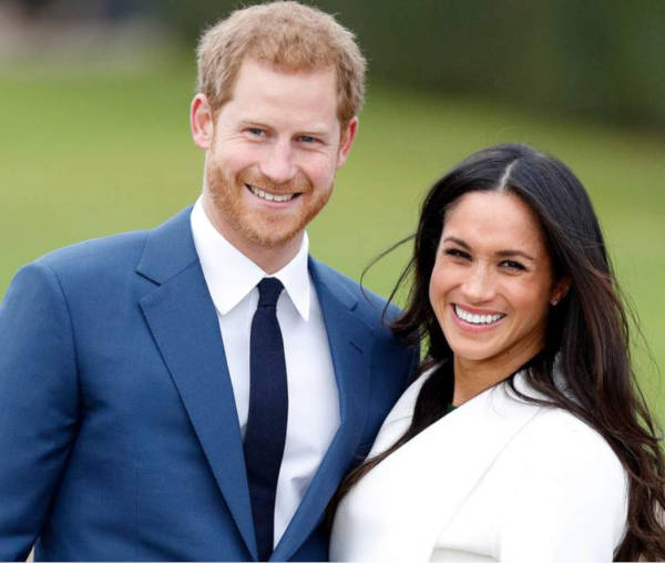 9. Meghan Markle and Prince Harry