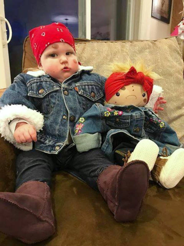 A Woman Creates Unique Dolls For Children That Differ - 12