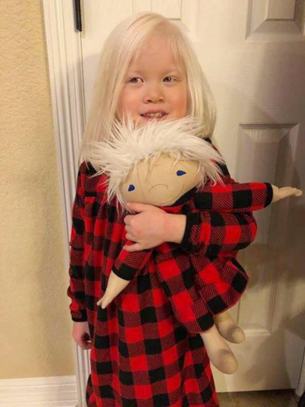 A Woman Creates Unique Dolls For Children That Differ - 6
