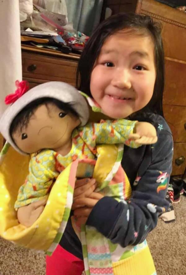 A Woman Creates Unique Dolls For Children That Differ - 8