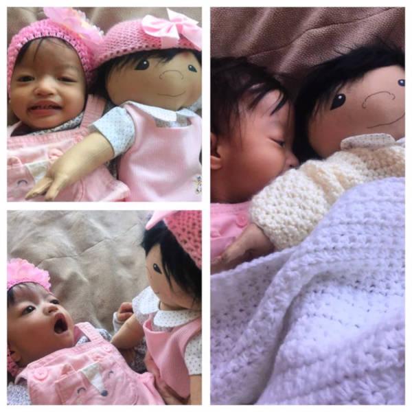 A Woman Creates Unique Dolls For Children That Differ - 9