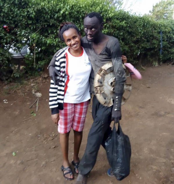 A Woman Encounters Childhood Friend Homeless And Transforms Him Into A New Man - 4