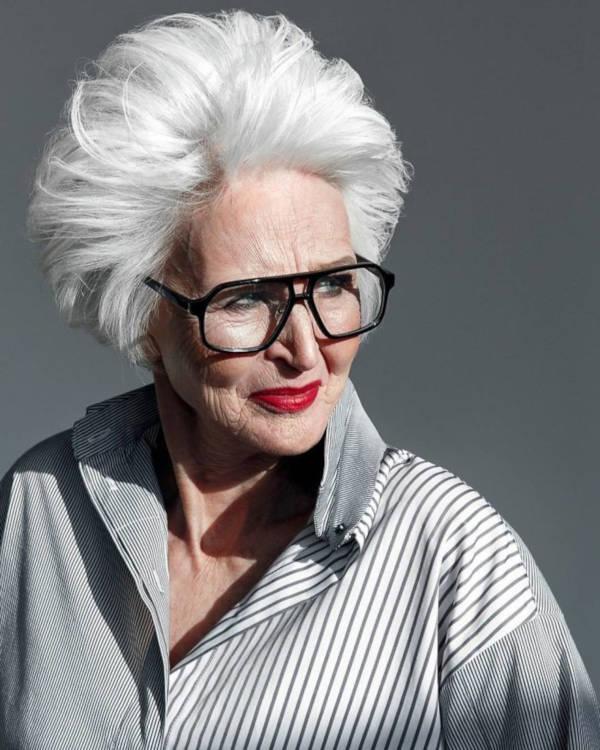 Nina Ivanovna, 75 Years Old - 13