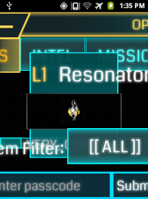Google Ingress game resonators