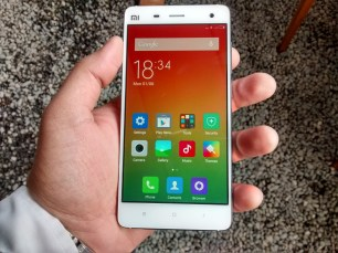 Xiaomi MI 4 device hands on inspire2rise