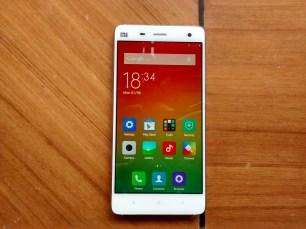 Xiaomi MI 4 device preview inpsire2rise